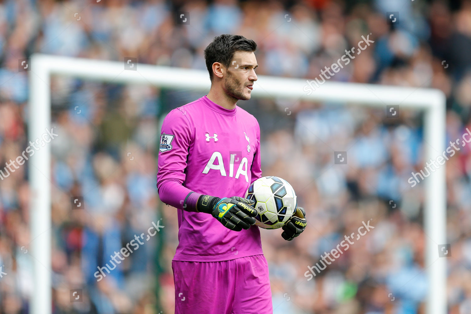 Manchester City Vs Tottenham 2014