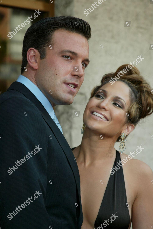 Wie was Ben Affleck dating in 2003
