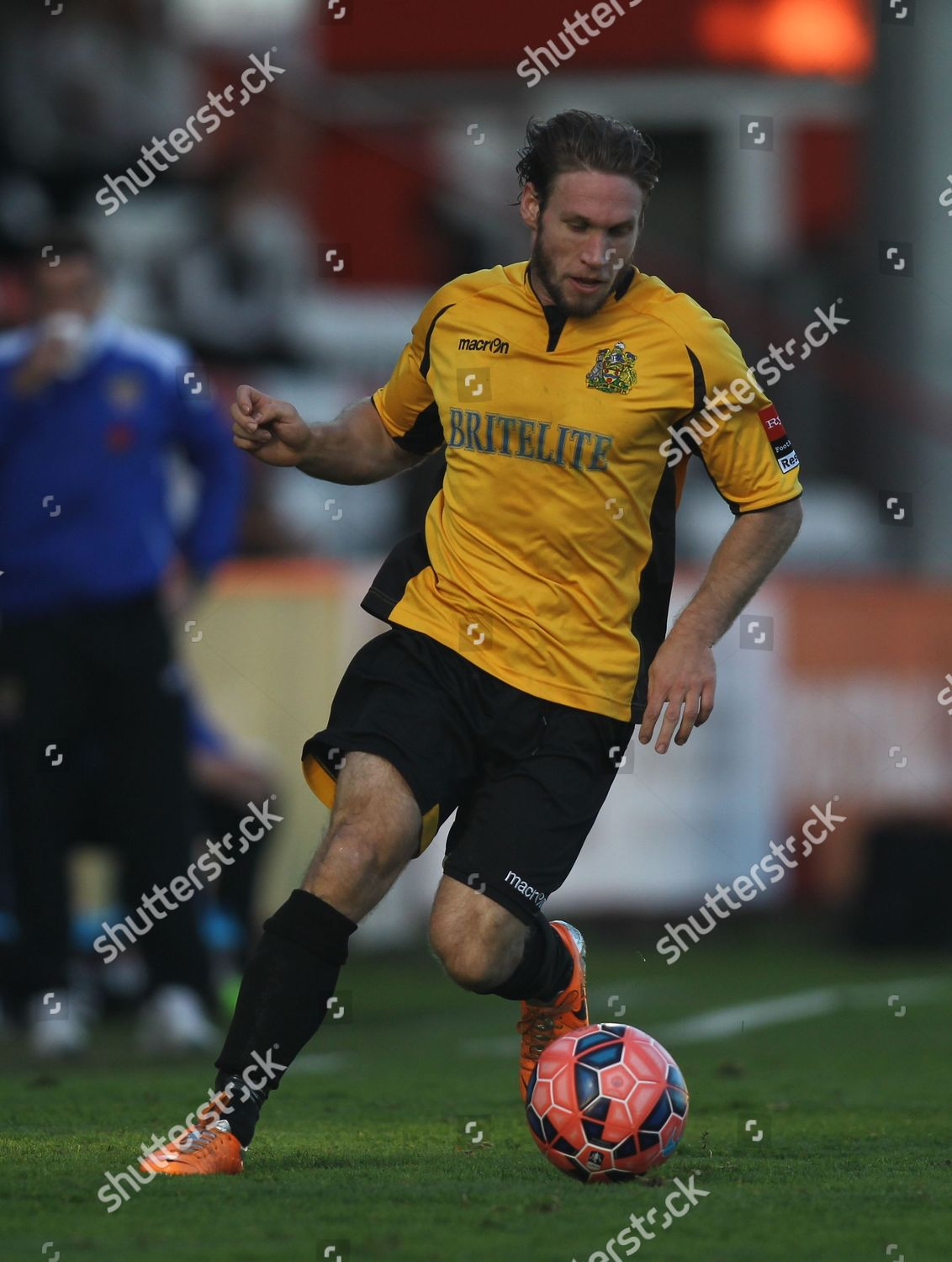 Matt Bodkin Maidstone United Editorial Stock Photo - Stock