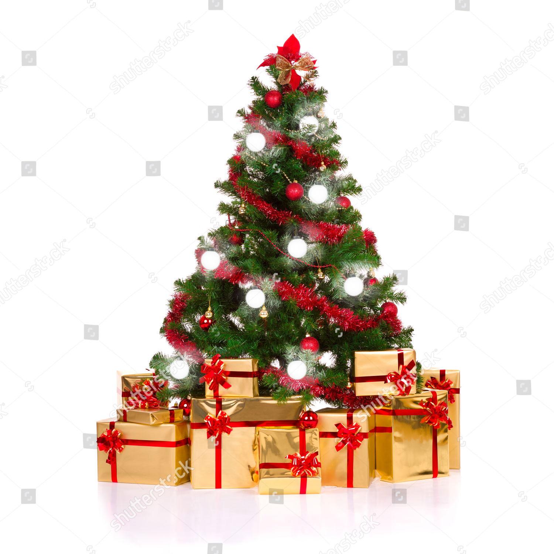 Aura Power Ring Lights On Christmas Tree Editorial Stock Photo Stock Image Shutterstock