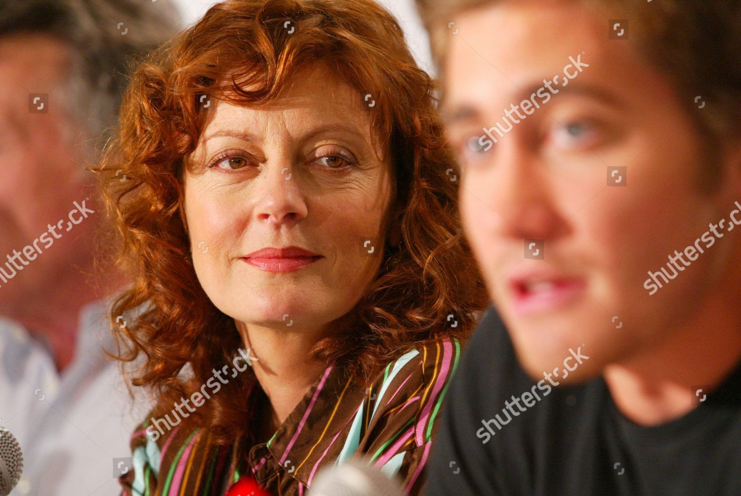17f0089962 Susan Sarandon Jake Gyllenhaal Editorial Stock Photo - Stock Image ...