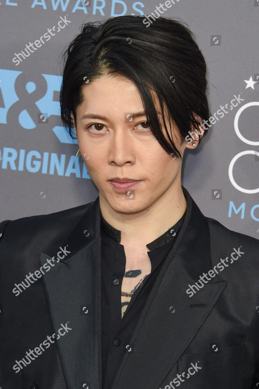 Miyavi Editorial Stock Photo Stock Image Shutterstock