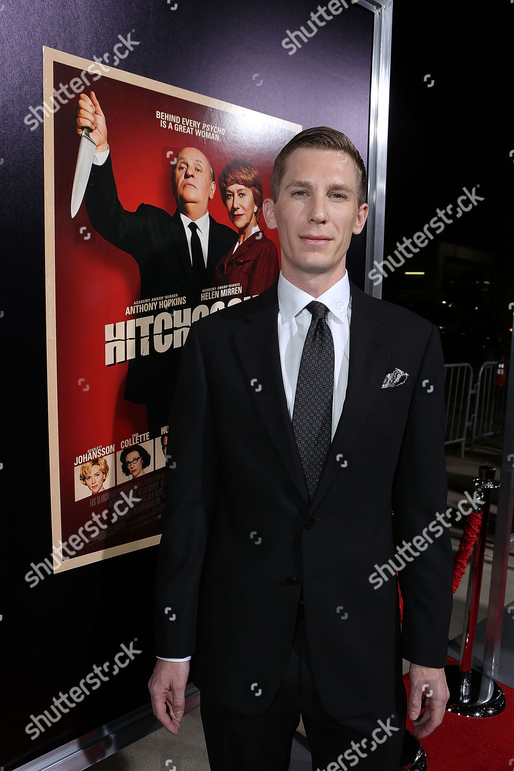 fb73be4fe0e ... Pictures' 'Hitchcock' Los Angeles Premiere Beverly Hills Los Angeles,  America. Stock Image by Eric Charbonneau for editorial use, Nov 20, 2012