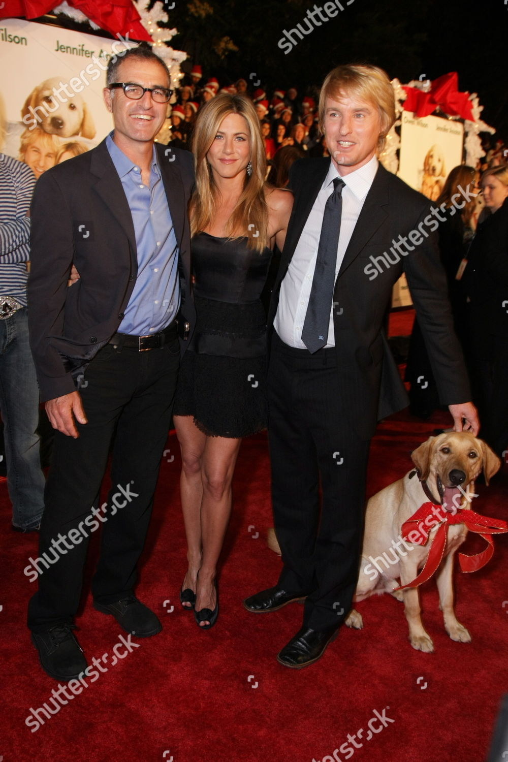 20th Century Fox Presents 'Marley And Me' Premiere Westwood Los Angeles, America.: стоковое фото