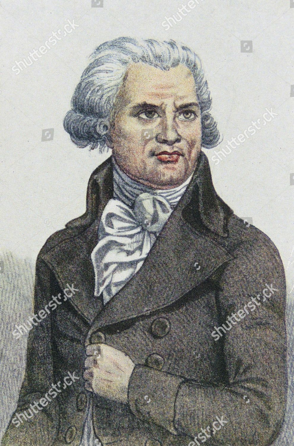 Georges Danton georges jacques danton 17591794 french revolutionary leader