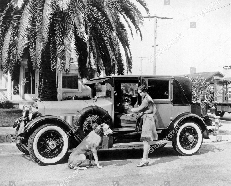 Hollywood California 1927 Actress Martha Sleeper her Editorial ...