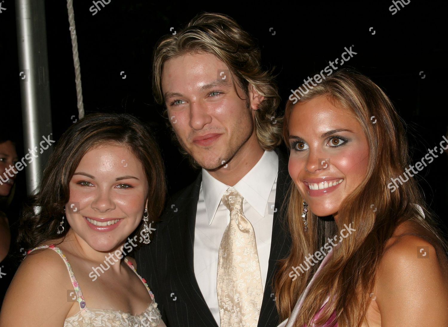 Aisa Smith Michael Graziadei Ashley Bashioum Editorial Stock Photo Stock Image Shutterstock