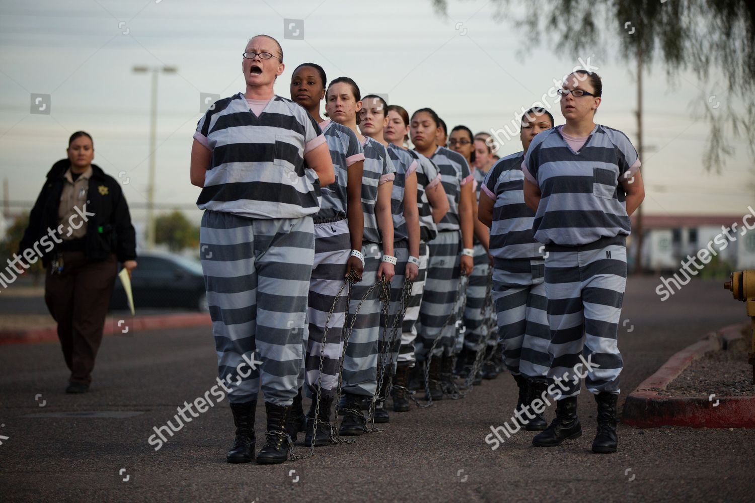 Inmates Editorial Stock Photo - Stock Image | Shutterstock