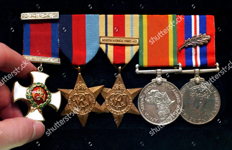 Distinguished Service Order group awarded fighter pilot