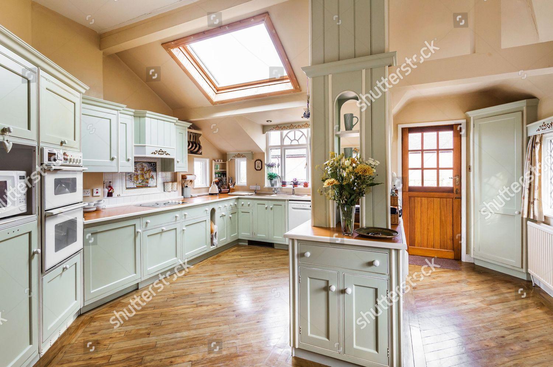 Modern Kitchen Editorial Stock Photo Image Shutterstock
