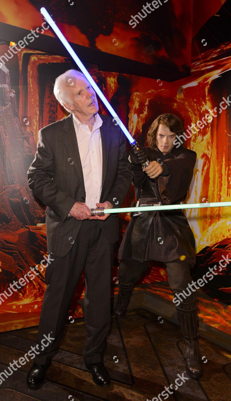 Stock photo of 'Star Wars at Madame Tussauds' VIP opening, London, Britain - 13 May 2015