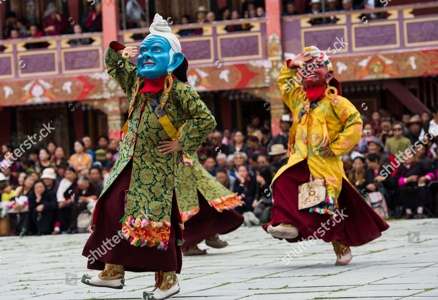 3f1d56029 Birth of Buddha celebration, Kangding of Ganzi Tibetan Autonomous  Prefecture, Sichuan Province, China Stock Image by Stringer for editorial  use, May 25, ...