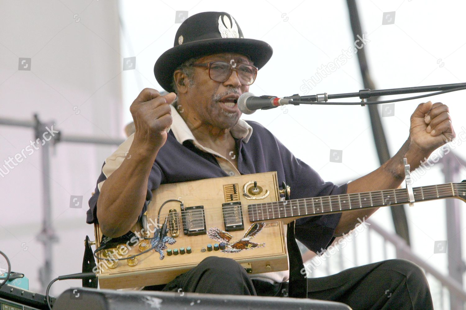 Bo Diddley Editorial Stock Photo - Stock Image   Shutterstock