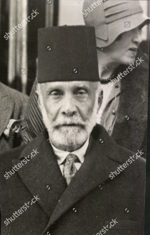 Musa Kazim Pasha Alhusseini Po...