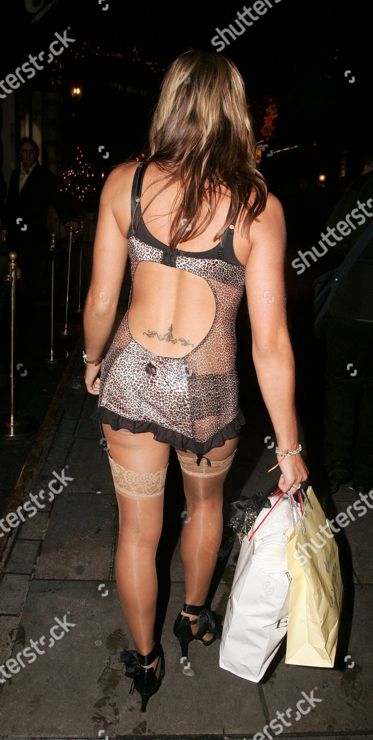 Opinion louise glover lingerie found