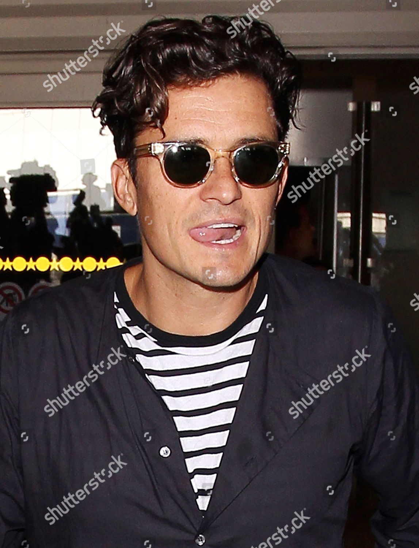 e49c77eaf971 Orlando Bloom at LAX Airport, Los Angeles, America - 07 Sep 2015