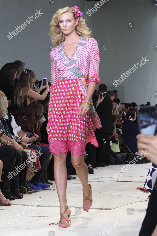 c6ed0fb381e4c Diane Von Furstenberg show, Spring Summer 2016, New York Fashion Week,  America Stock Image by Matt Baron for editorial use, Sep 13, 2015