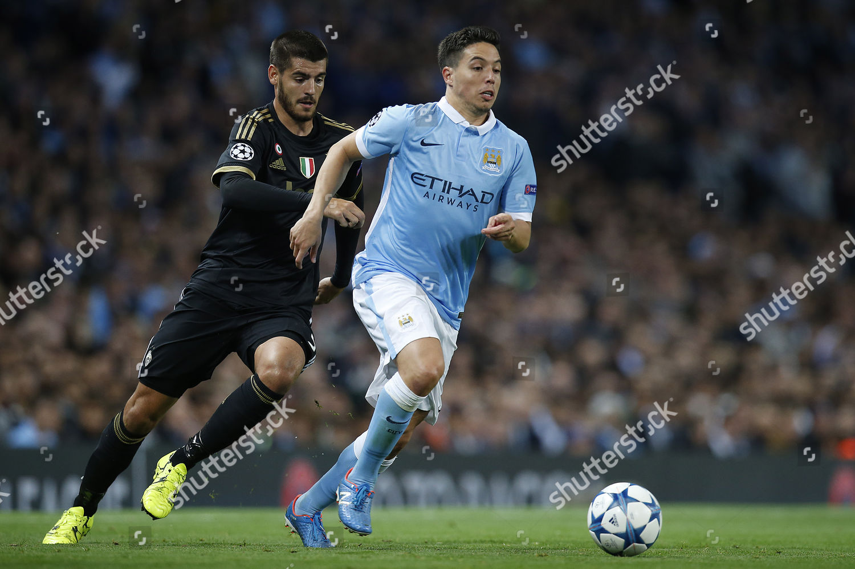 Man City Samir Nasri Persued By Juventus Editorial Stock Photo Stock Image Shutterstock