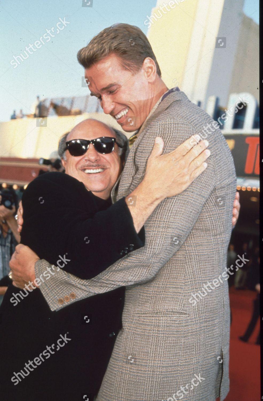 Danny Devito Arnold Schwarzenegger Editorial Stock Photo Stock Image Shutterstock