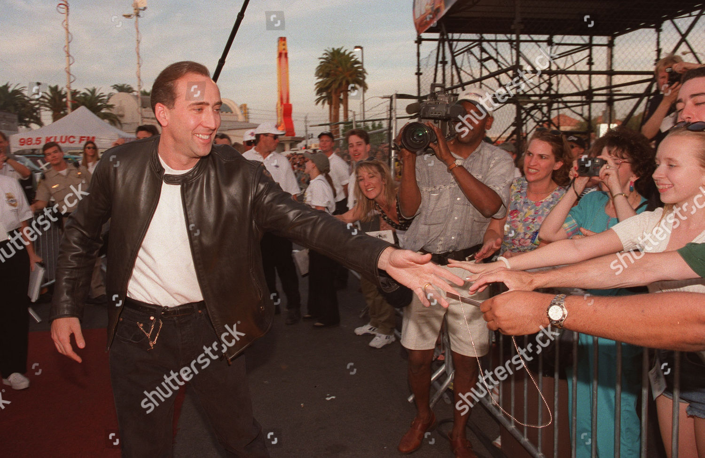 Nicolas Cage Editorial Stock Photo Stock Image Shutterstock