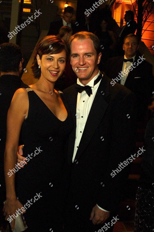 American Pie 2 Español catherine bell husband adam beason editorial stock photo