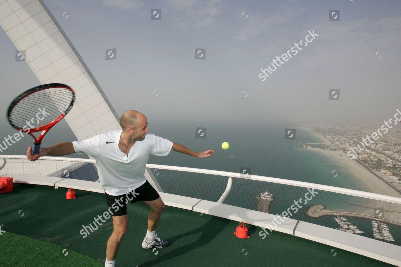 Дубай отель теннис виллы за границей
