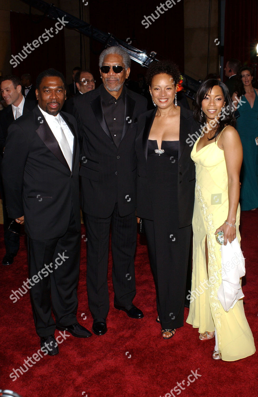 Morgan Freeman Wife Myrna Colleylee 2nd R Foto Editorial En Stock Imagen En Stock Shutterstock She has been in one celebrity relationship averaging approximately 28.5 years. 2