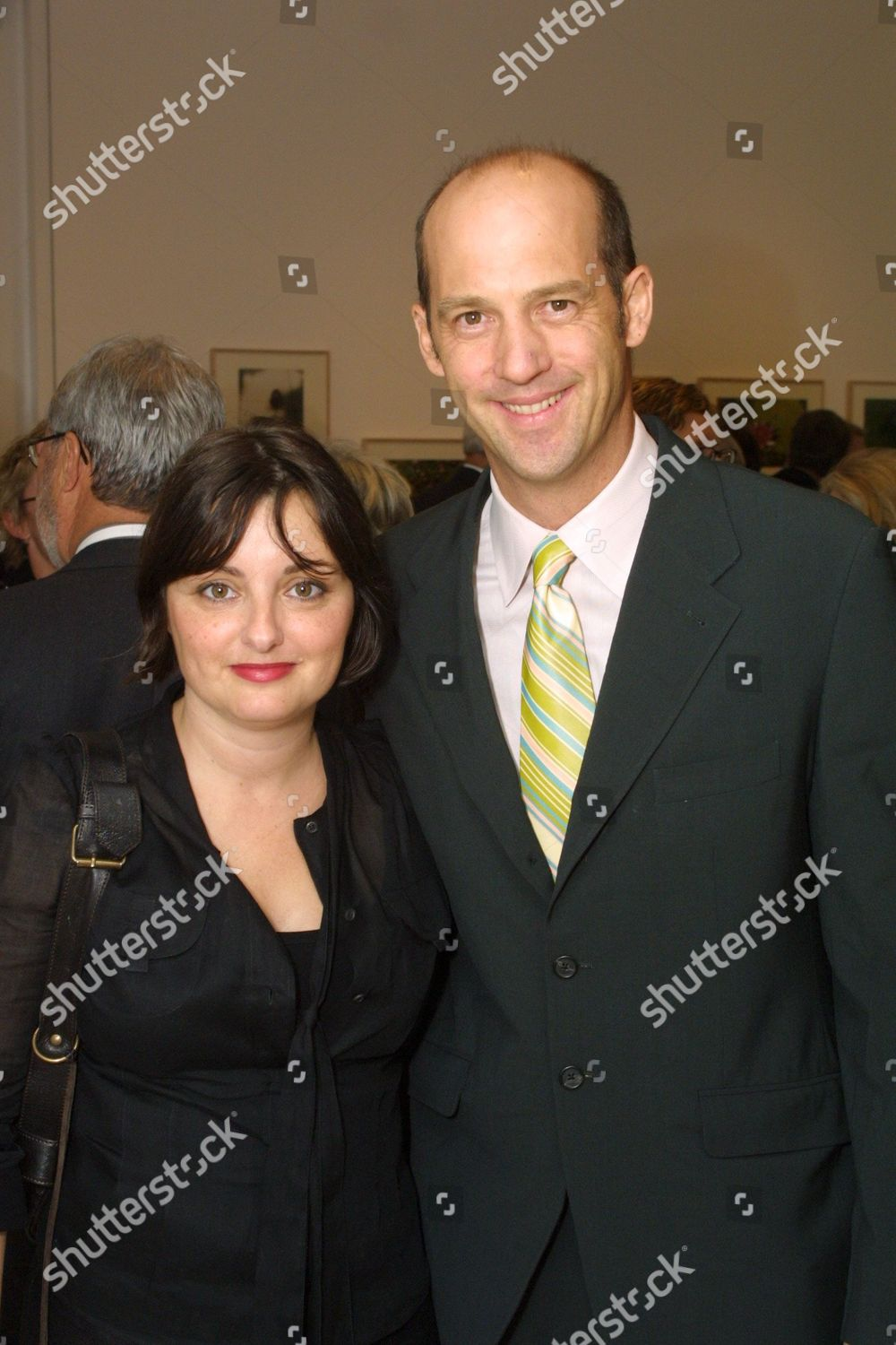 Jeanine Lobell Anthony Edwards Editorial Stock Photo Stock Image
