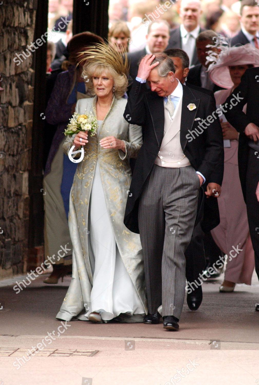 Camilla Camilla Duchess Cornwall Prince Charles St Editorial Stock