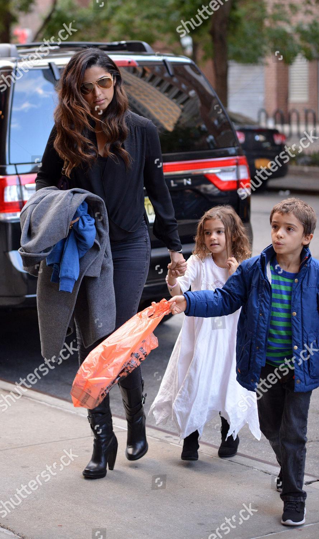 Matthew Mcconaughey And Camila Alves 2015