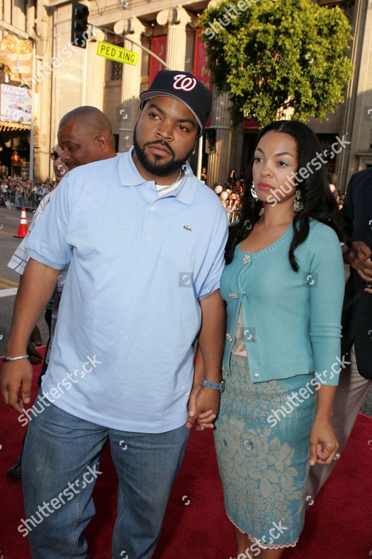 Ice Cube Kim Jackson Editorial Stock Photo Stock Image