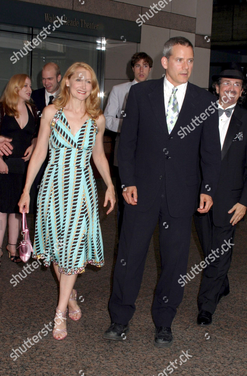 Patricia Clarkson Campbell Scott Editorial Stock Photo