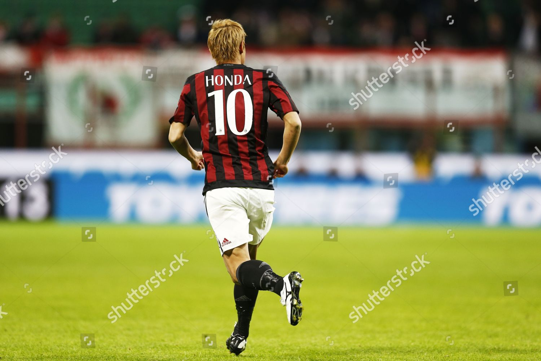 Sulley Muntari, Keisuke Honda Strike as AC Milan End Winless Run ...   1000x1500