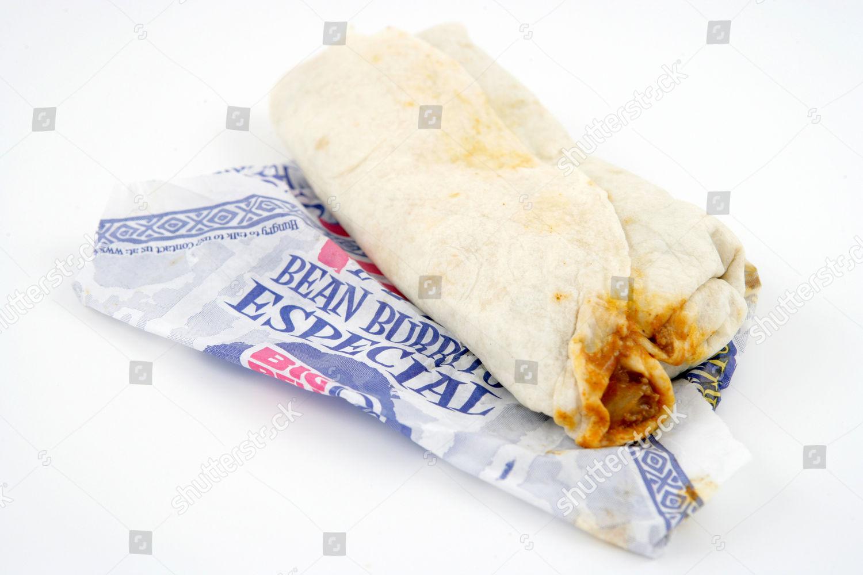 Taco Bell 12 Lb Bean Burrito Especial Editorial Stock Photo Stock Image Shutterstock