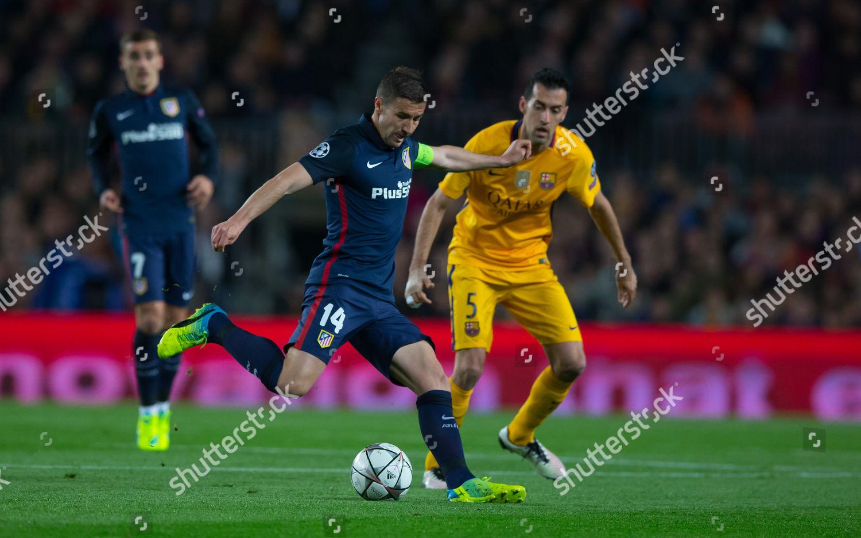 Gabi Atletico Madrid During Uefa Champions League Editorial Stock Photo Stock Image Shutterstock