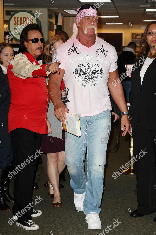 Hulk Hogan Jimmy Hart Editorial Stock Photo - Stock Image ...