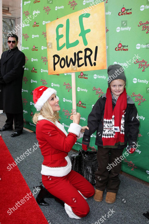 Jenny McCarthy son Evan Joseph Asher Editorial Stock Photo