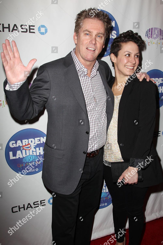 Brian Regan wife Foto editorial en stock