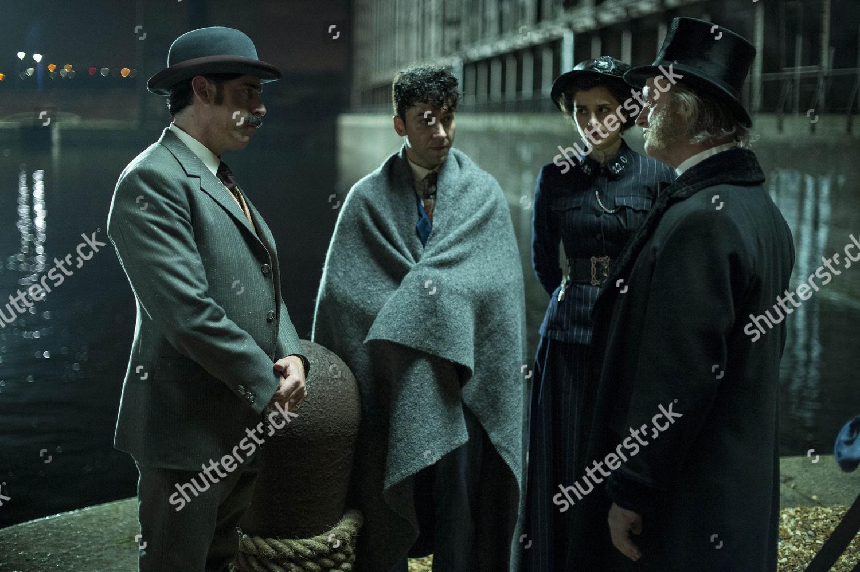 Arthur Conan Doyle Stephen Mangan Harry Houdini Editorial