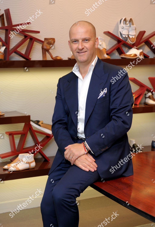 7e7489d873309 Giuseppe Santoni photo shoot, Santoni showroom, Milan, Italy Stock Image by  Andrea Delbo for editorial use, Sep 20, 2014