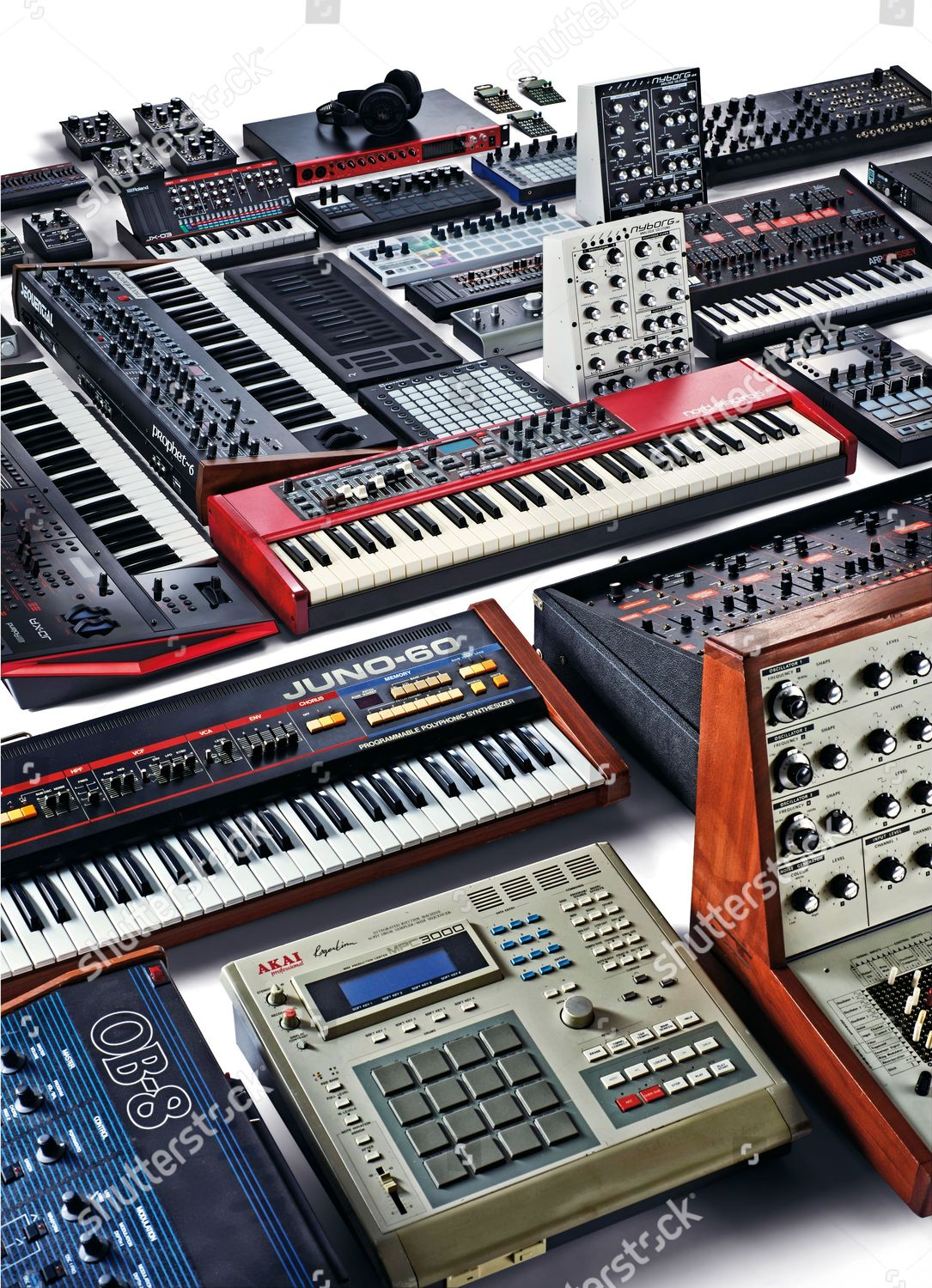 Selection 2015 Keyboard Synthesizers Midi Controllers
