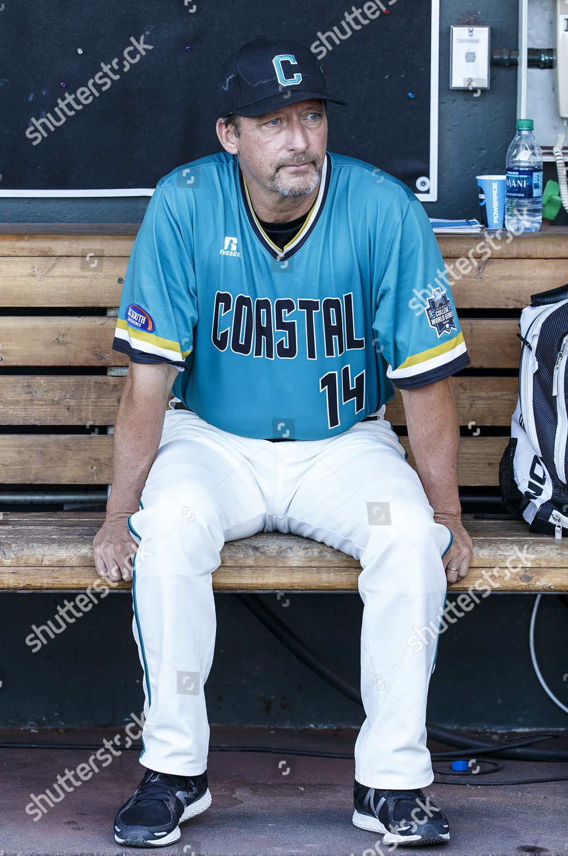 Coastal Carolina head coach Gary Gilmore sits Editorial