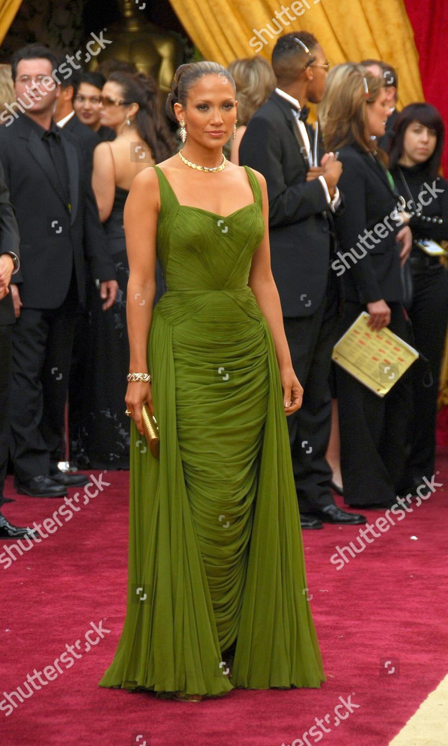 Stock Photo Of The 78th Academy Awards Arrivals Los Angeles America