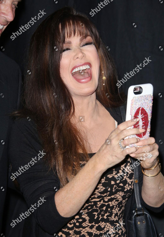 Marie Osmond Tongue