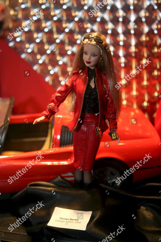 Ferrari Barbie Doll Editorial Stock Photo Stock Image Shutterstock