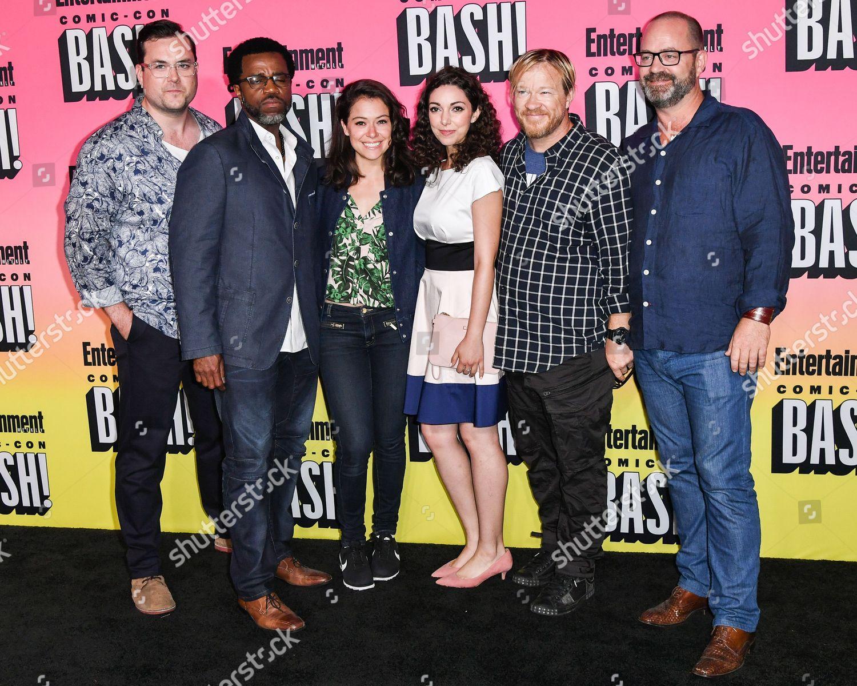 Stock photo of Entertainment Weekly Comic-Con Bash!, Comic-Con International, San Diego, USA - 23 Jul 2016