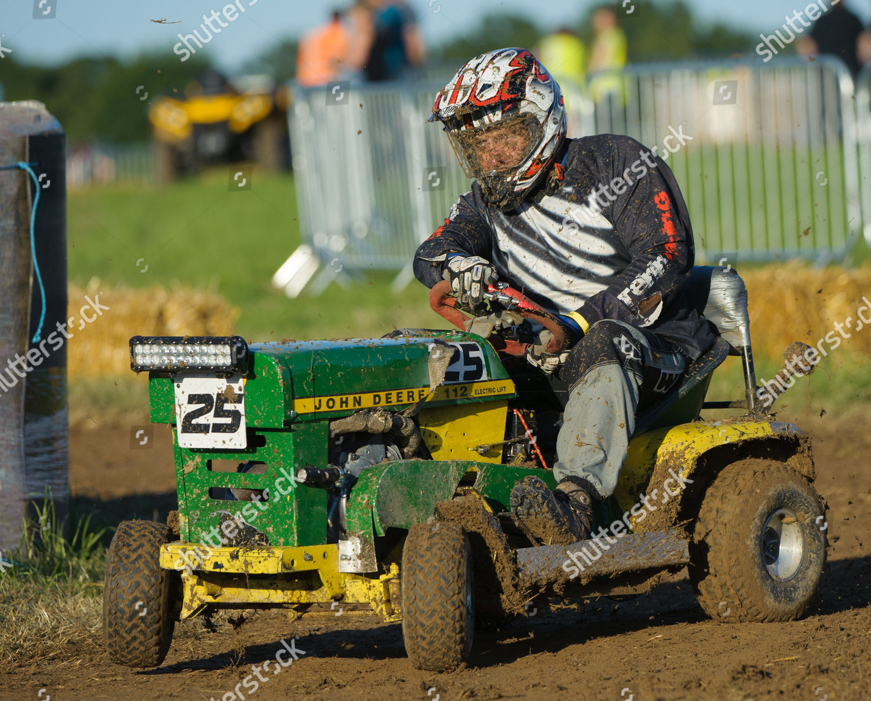Lawn Mower Racing >> Team Lancashire Lawn Loonies Editorial Stock Photo Stock