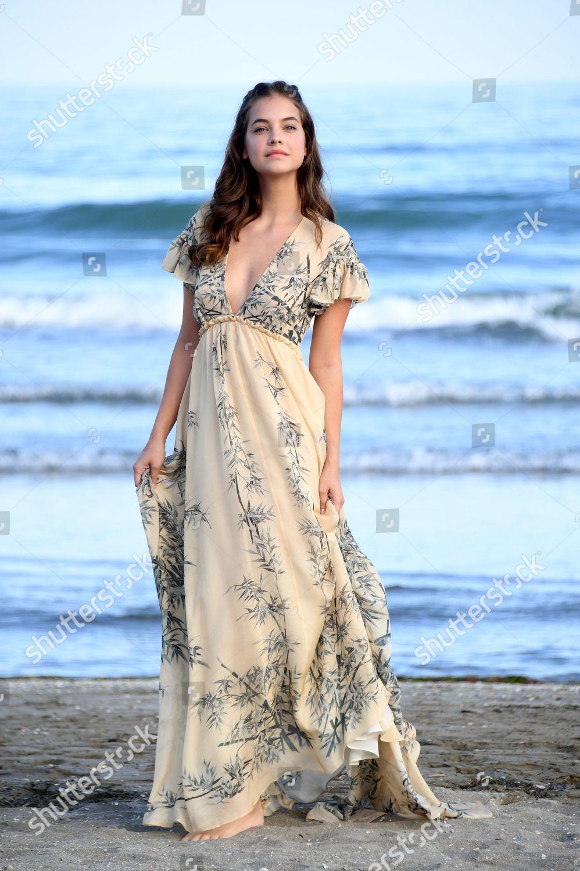Barbara Palvin Dress Photoshoot