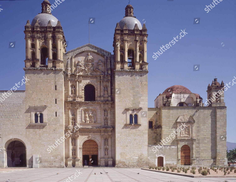 Editorial Stock Photo Of Santo Domingo Church Begun 1551 Adjoining
