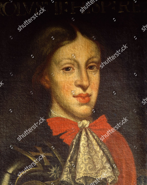 Portrait CHARLES III 171688 Ki...